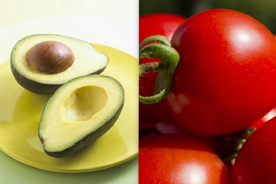 Das Lycopin aus der Tomate wirkt vorbeugend gegen Krebserkrankungen und wird nur in Verbindung mit Fetten aufgenommen.