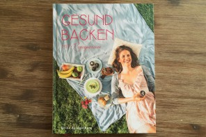 Rezension : Gesund Backen mit Veganpassion