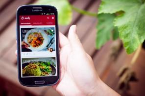 mealy – Die neue Rezepte-App für Food-Lover